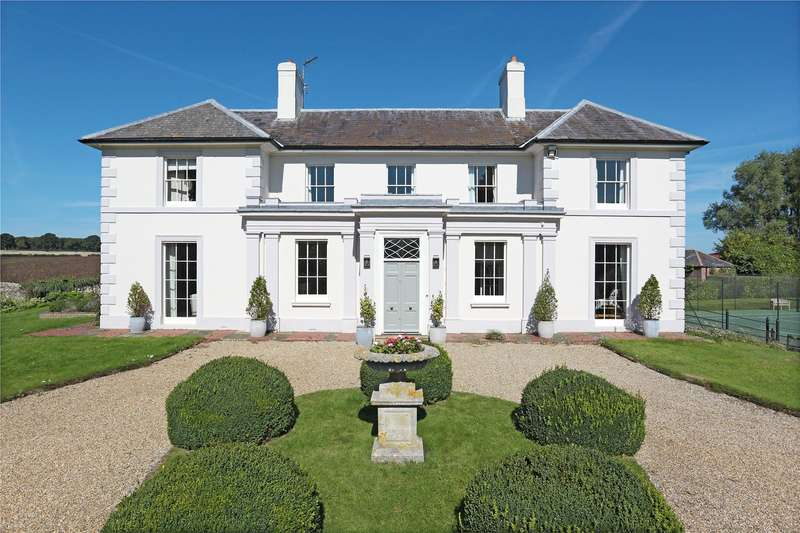 7 Bedrooms Detached House for sale in Beechwood Lane, Cooksbridge, Lewes, East Sussex, BN7