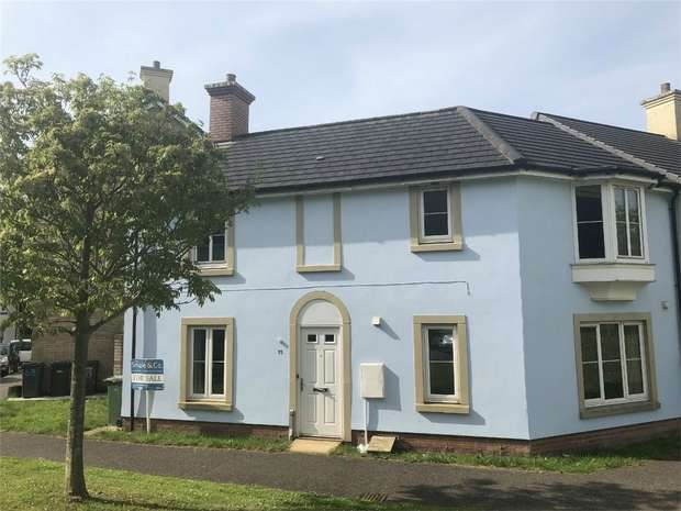 3 Bedrooms Semi Detached House for sale in BARNSTAPLE