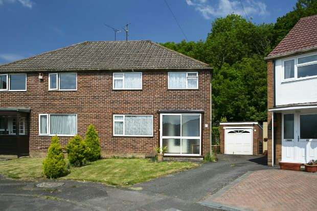 3 Bedrooms Semi Detached House for sale in Shirley Avenue, Reading,