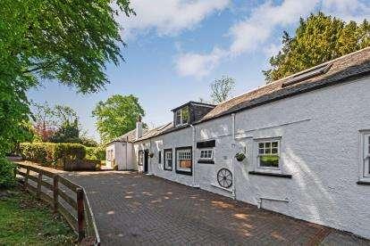 3 Bedrooms Mews House for sale in Milliken Park Road, Kilbarchan