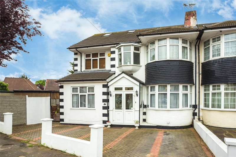 5 Bedrooms Semi Detached House for sale in Brinkworth Road, Ilford