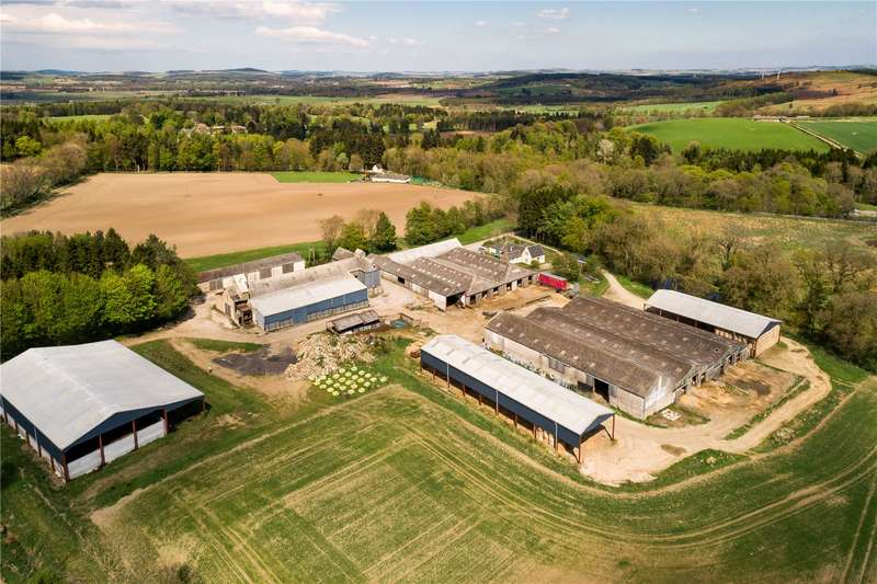2 Bedrooms Farm Commercial for sale in Courtcairn Farm, Castle Fraser, Inverurie, Aberdeenshire, AB51