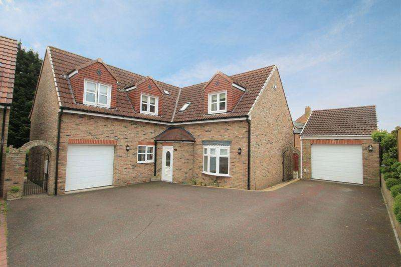 4 Bedrooms Detached House for sale in South View, Eaglescliffe TS16 0JA
