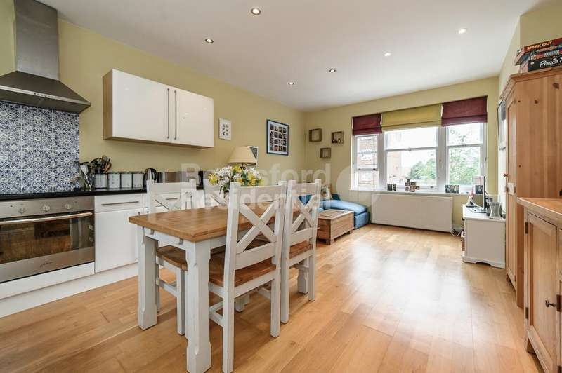 1 Bedroom Flat for sale in Dalberg Road, Brixton, SW2