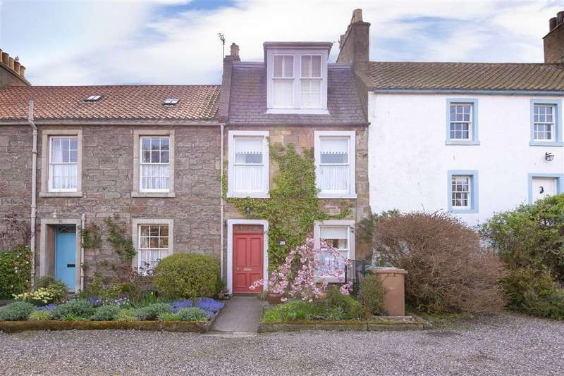 3 Bedrooms Terraced House for sale in Marketgate South, Crail