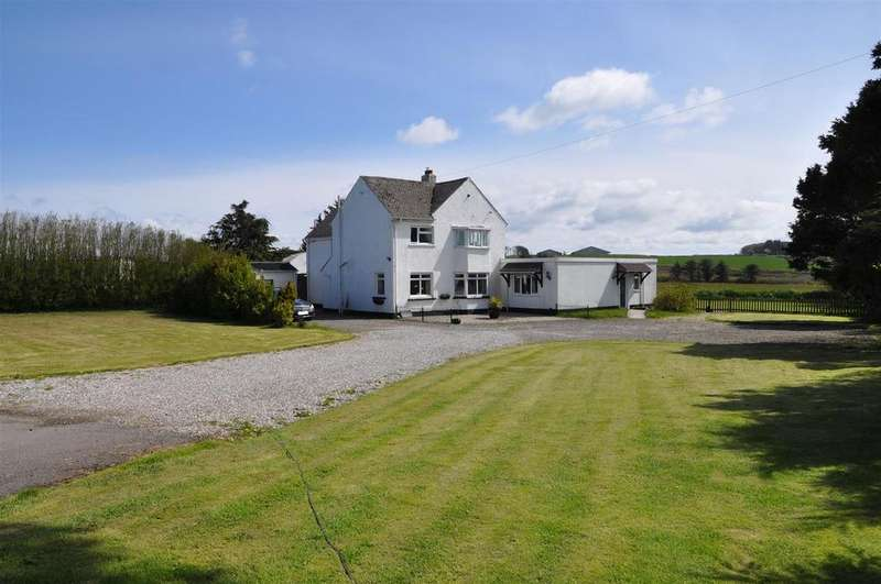 4 Bedrooms Detached House for sale in Baxworthy, Bideford