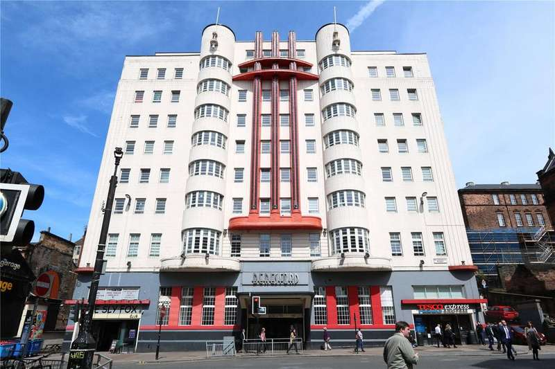 1 Bedroom Apartment Flat for sale in 5/6 Beresford Building, Sauchiehall Street, Charing Cross, Glasgow City