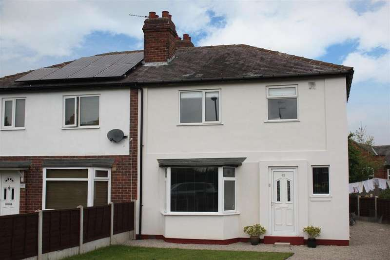 3 Bedrooms Semi Detached House for sale in Hawkswood Crescent, Kirkstall