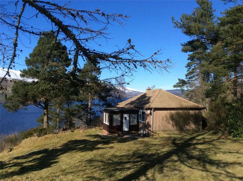 2 Bedrooms Detached House for sale in Ardeonaig, Killin, Perthshire