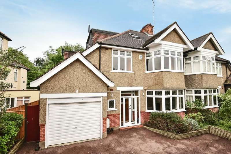 5 Bedrooms House for sale in Claremont Park, London, N3
