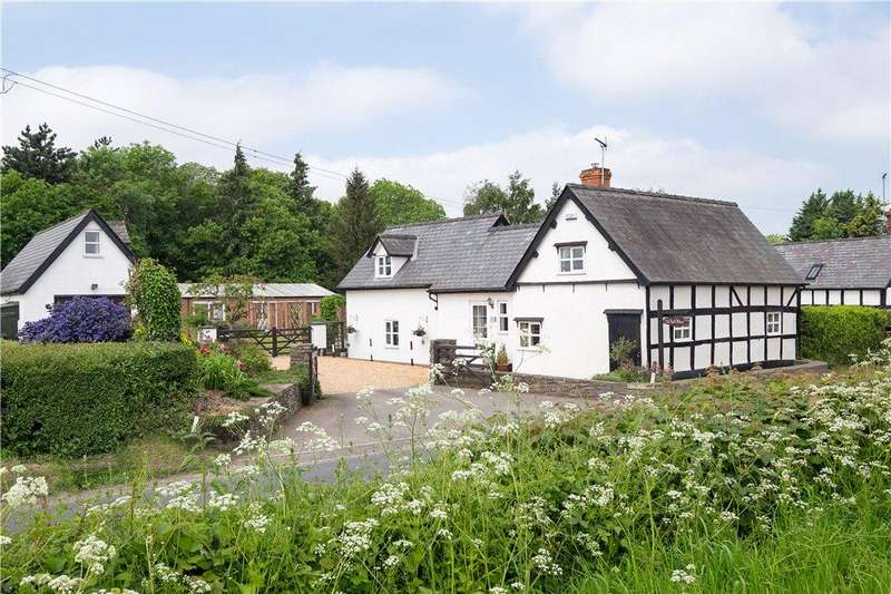3 Bedrooms Detached House for sale in Letton, Hereford, HR3