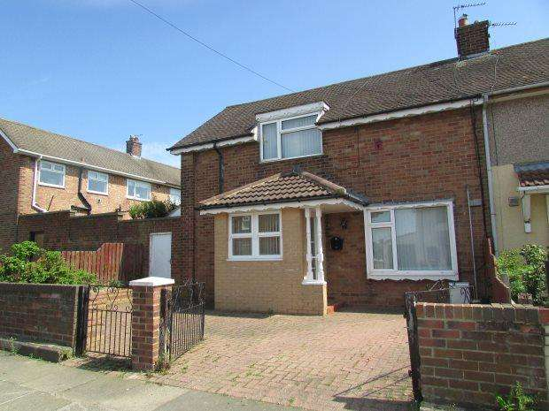 2 Bedrooms Terraced House for sale in LANARK ROAD, OWTON MANOR, HARTLEPOOL