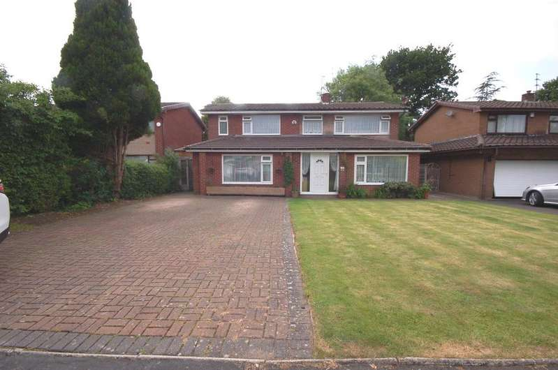 4 Bedrooms Detached House for sale in St Andrews Road, Heald Green, Cheadle, Cheshire SK8