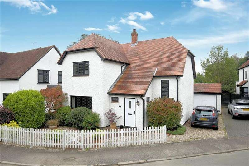 3 Bedrooms Detached House for sale in Beulah Road, Epping, Essex