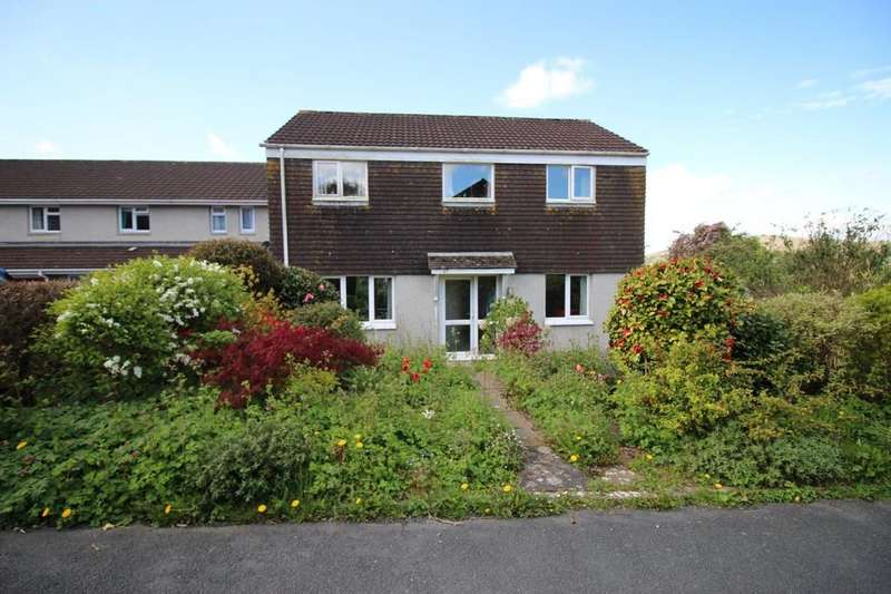 4 Bedrooms Detached House for sale in Brakefield, South Brent