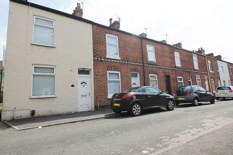 2 Bedrooms Property for sale in Vine Street, Runcorn WA7