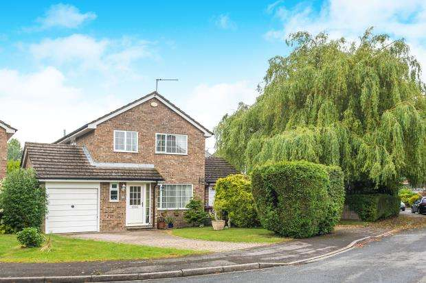 3 Bedrooms Detached House for sale in Binfield, Bracknell, Berkshire