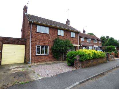3 Bedrooms Detached House for sale in Gildenburgh Avenue, Peterborough, Cambridgeshire