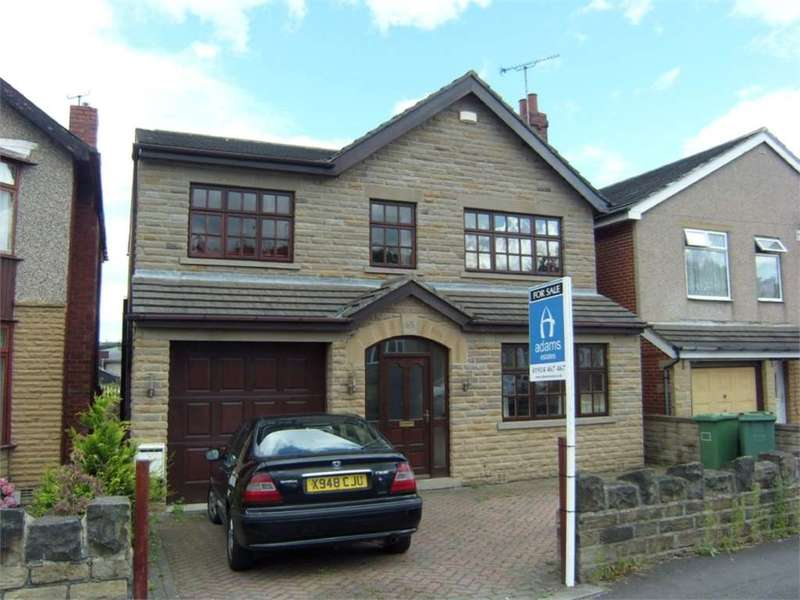 4 Bedrooms Detached House for sale in Headfield Road, Dewsbury
