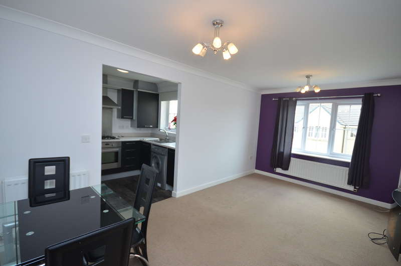 2 Bedrooms Flat for sale in Dearden Court, Woodland Park