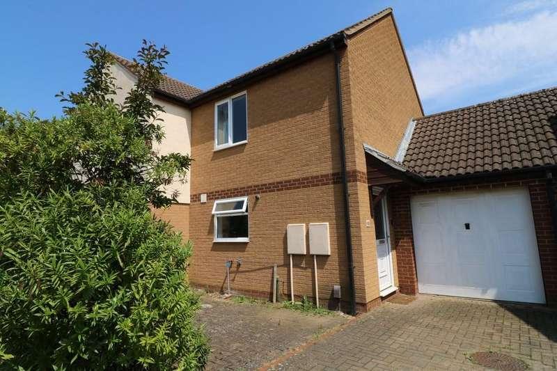 2 Bedrooms Semi Detached House for sale in Eastlands Close, Cottenham