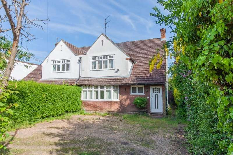 4 Bedrooms Semi Detached House for sale in Milton Road, Cambridge