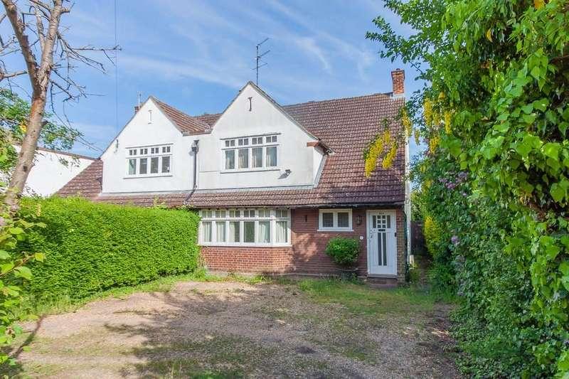 4 Bedrooms Semi Detached House for sale in Milton Road, Cambridge