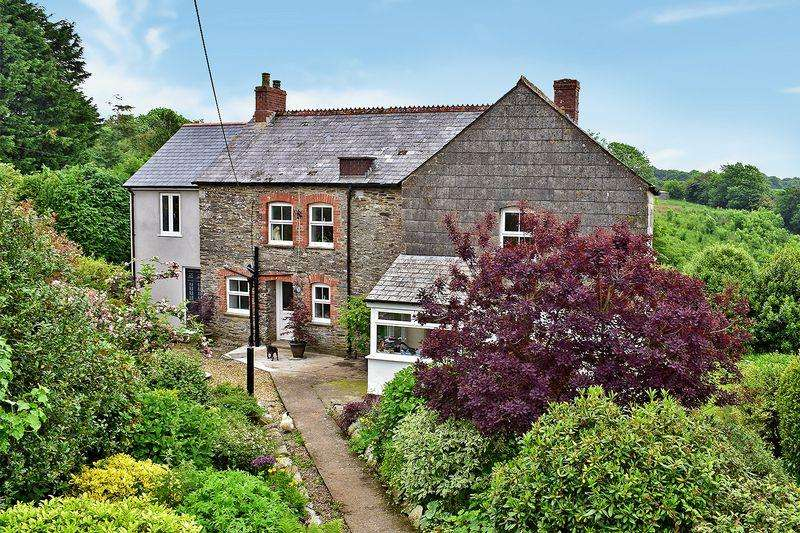 4 Bedrooms Detached House for sale in Quethiock, Cornwall