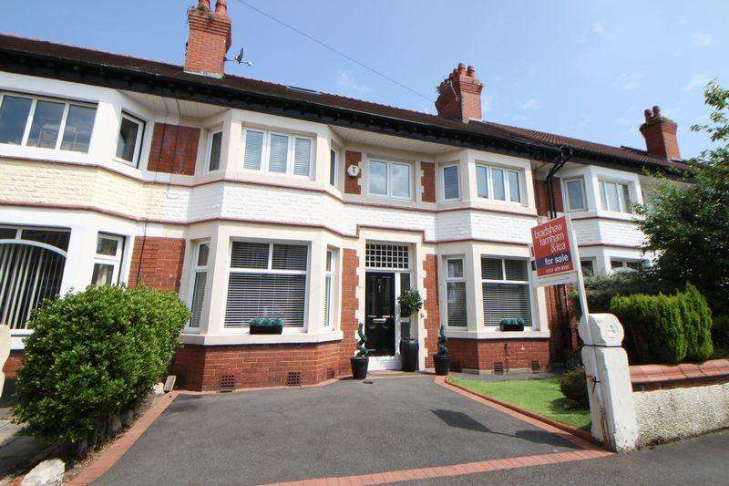 6 Bedrooms Terraced House for sale in Curzon Road, Prenton