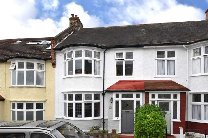 3 Bedrooms Semi Detached House for sale in Kilgour Road se23