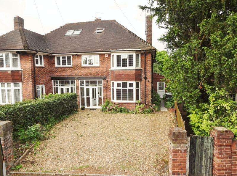 5 Bedrooms Semi Detached House for sale in London Road, Kettering