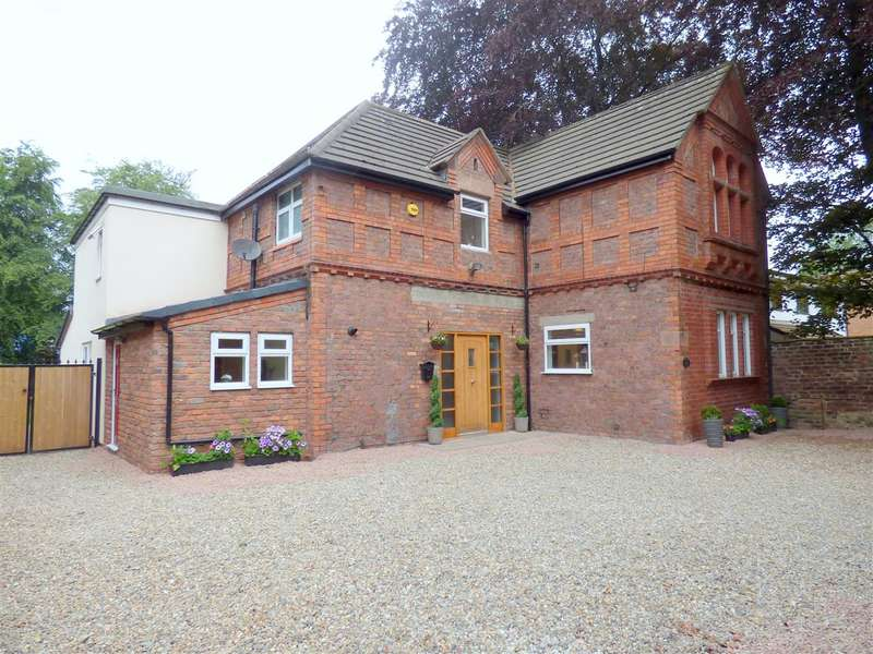 4 Bedrooms Detached House for sale in Huyton Church Road, Huyton, Liverpool