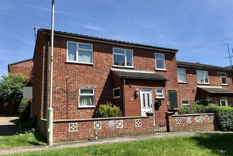 3 Bedrooms Detached House for sale in Blenheim Walk, Melton Mowbray