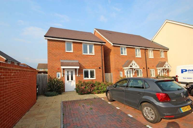3 Bedrooms Detached House for sale in Diamond Place, Bournemouth