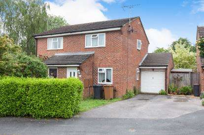 2 Bedrooms Semi Detached House for sale in North Baddesley, Southampton, Hampshire