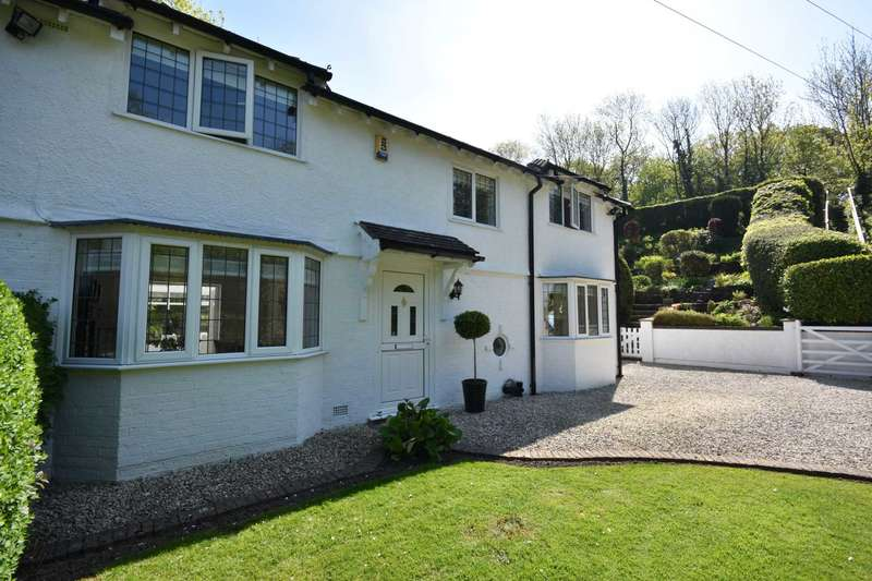 3 Bedrooms Semi Detached House for sale in SHRIGLEY ROAD SOUTH, POYNTON