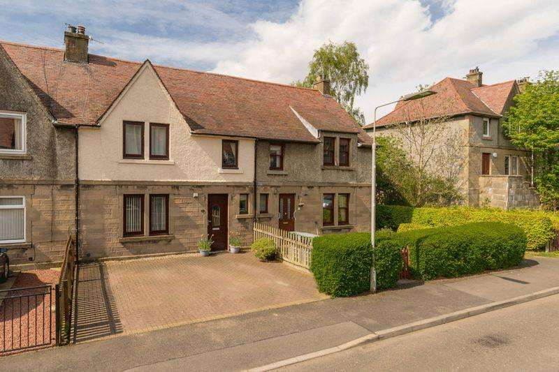 3 Bedrooms Terraced House for sale in 27 George Street, Innerleithen, EH44 6LJ