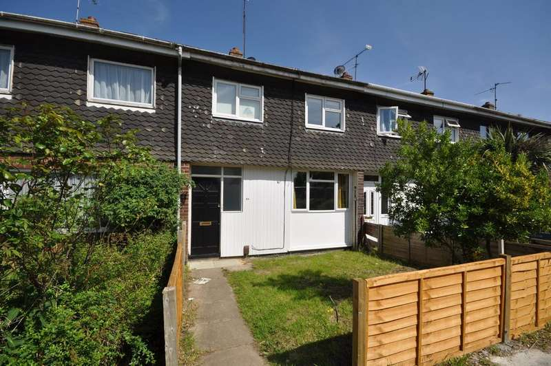 3 Bedrooms Terraced House for sale in Shelgate Walk, Woodley, Reading, RG5 3DP