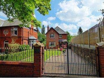 3 Bedrooms Detached House for sale in Mottram Road, Stalybridge, SK15 2RF