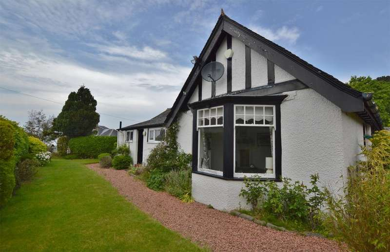 2 Bedrooms Cottage House for sale in 1 Bowfield Road, West Kilbride, KA23 9LB