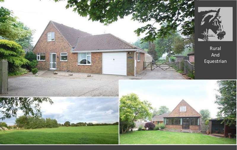 4 Bedrooms Equestrian Facility Character Property for sale in Grainthorpe, Louth