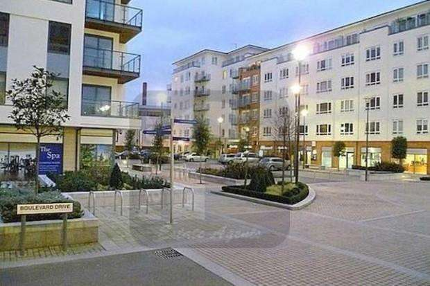 2 Bedrooms Apartment Flat for sale in Goldhawk House Beaufort Park, Colindale, NW9