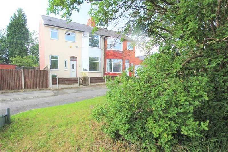 3 Bedrooms Semi Detached House for sale in Heathbank Road, Stockport, Cheshire