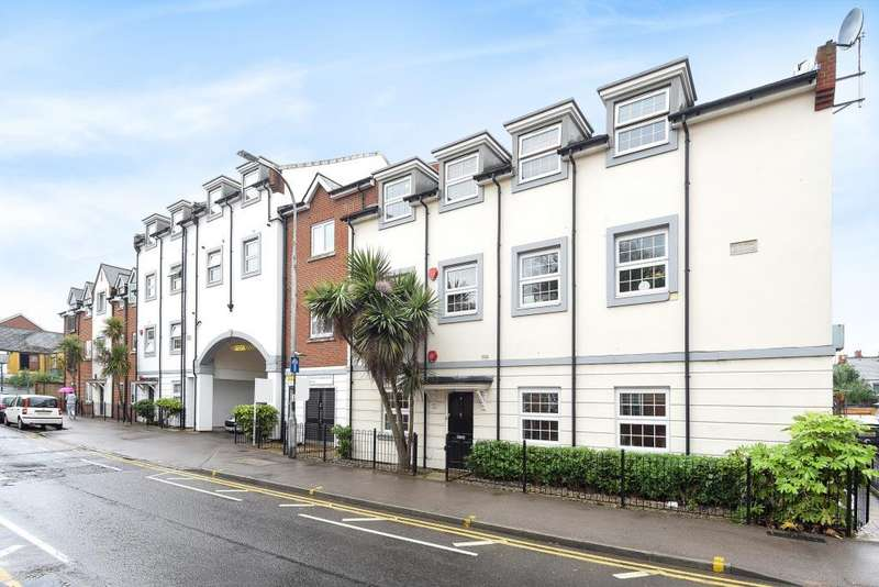 2 Bedrooms Flat for sale in Platinum Apartments, Silver Street, Reading, RG1