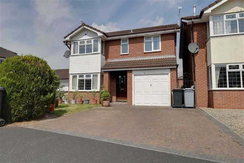 4 Bedrooms Detached House for sale in Hobbs Close, Haslington, Crewe