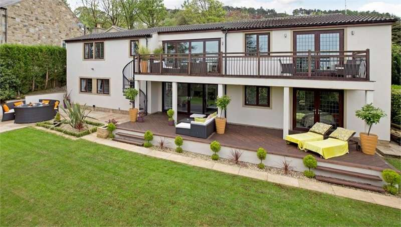 5 Bedrooms Detached House for sale in 5 Constable Road, ILKLEY, West Yorkshire