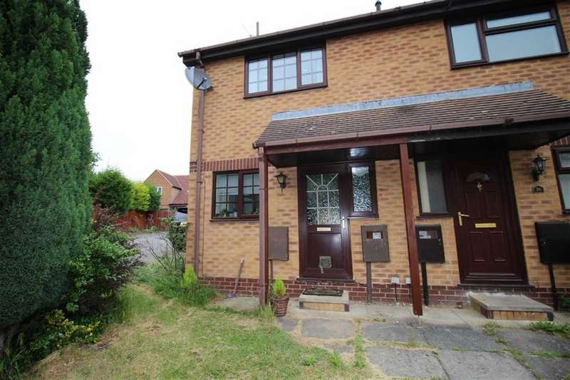 2 Bedrooms Town House for sale in Northacre Road, Oakwood, Derby
