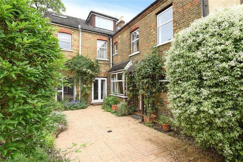 5 Bedrooms End Of Terrace House for sale in Queens Road, Windsor, Berkshire, SL4