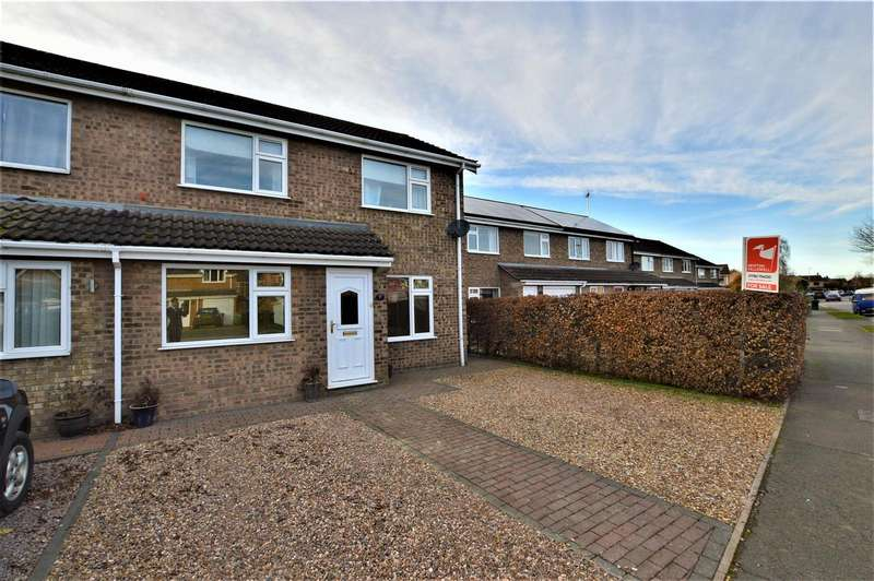 3 Bedrooms Detached House for sale in Arran Road, Stamford