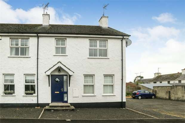3 Bedrooms Terraced Bungalow for sale in New Street, Armoy, Ballymoney, County Antrim